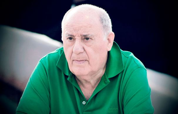 Amancio Ortega Top 10 Richest People in the World