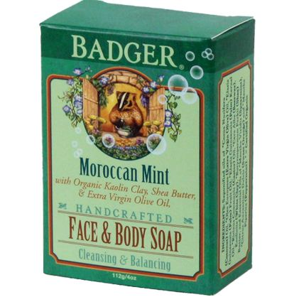 Badger Organic Body Soap