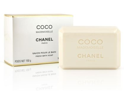 Chanel Coco bath soap Top Popular Soap Brands in the World 2017