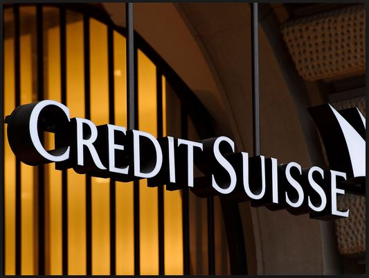 Credit Suisse biggest Private Sector Banks