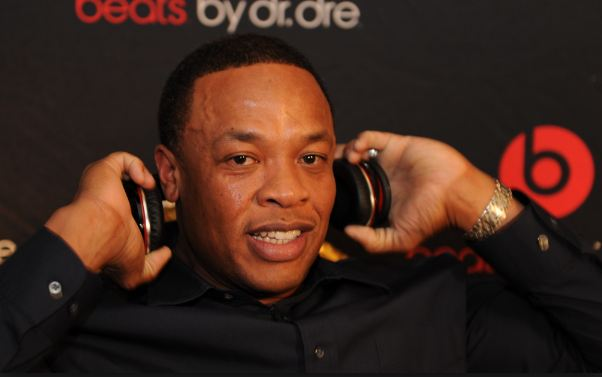 Dr. Dre Bestselling Rappers in the World 2017