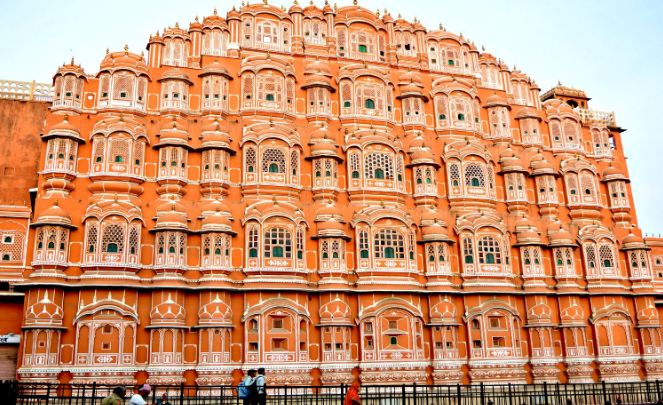 HAWA MAHAL, JAIPUR Top most famous Historical places in India 2017