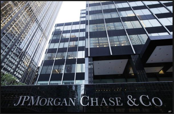 JP Morgan Largest Private Sector Banks 2017
