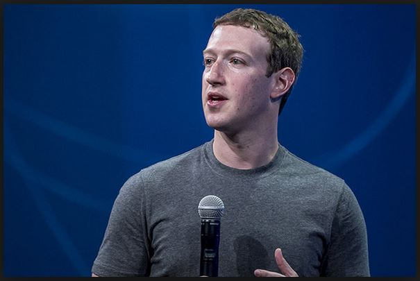 Mark Zuckerberg richest men