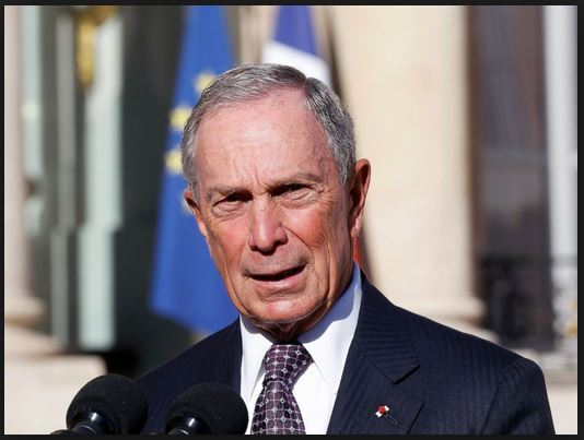 Michael Bloomberg Richest american people 2017