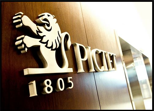Pictet Best private bank