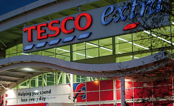 Tesco PLC Top Popular Retail Companies in the World 2018