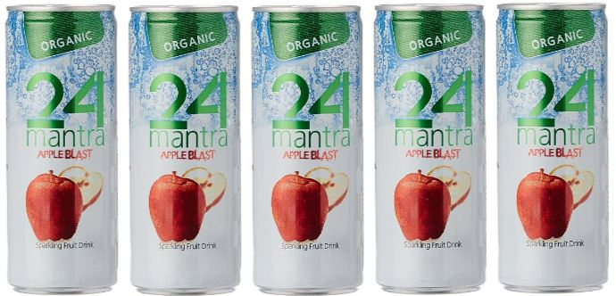 24 mantra, Top 10 Best Packaged Fruit Juice Brands in India 2017