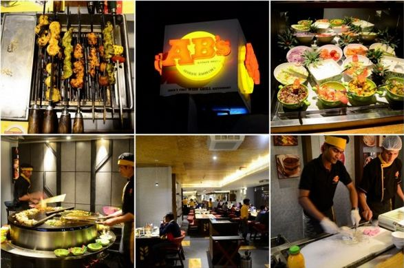 abs absolute barbecues, Top 10 best Buffet Restaurants In Bangalore 2019
