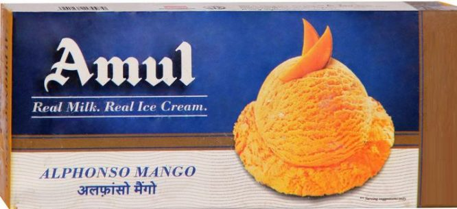 Amul, Most Popular Ice Cream Brands in India 2019
