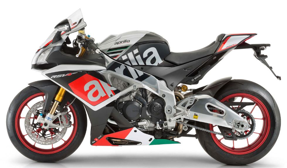 aprilia, Top 10 Best Selling Motorcycle Brands in The World 2017
