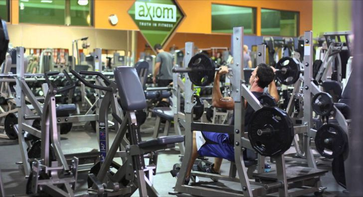 Axiom gym Top best gyms in the world 2019