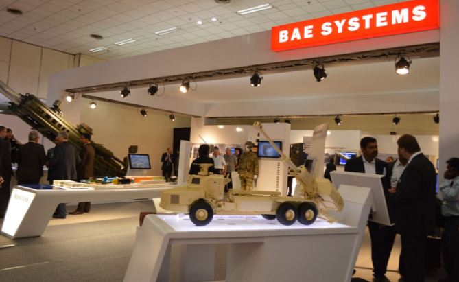 bae systems top 10 aerospace companies in india 2017