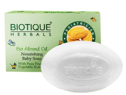 biotique-bio-almond-oil-nourishing-baby-soap-top-most-popular-baby-soaps-in-india-2019