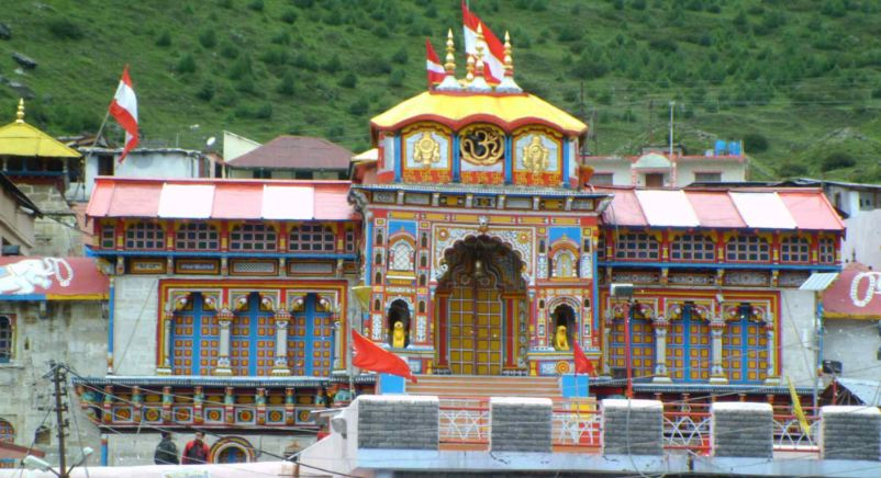 Badrinath Temple, Uttarakhand Top 50 Temples in India 2017