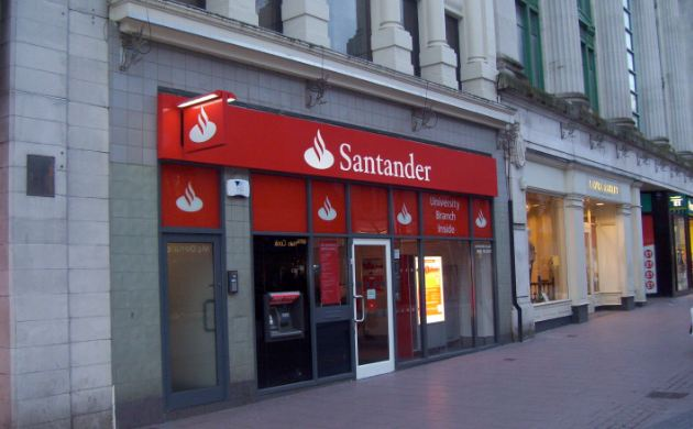 Banco Santander Top biggest finance companies in the World 2017