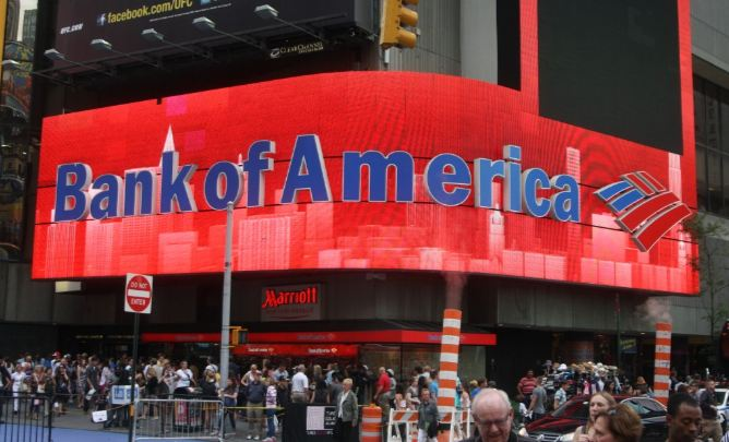 Bank of America Top 10 Foreign Banks in India 2017