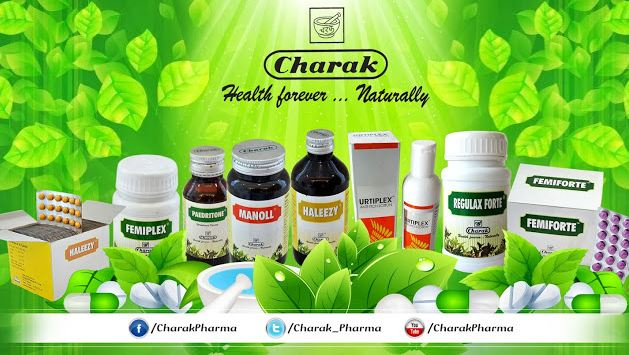 CHARAK PHARMA PVT LTD