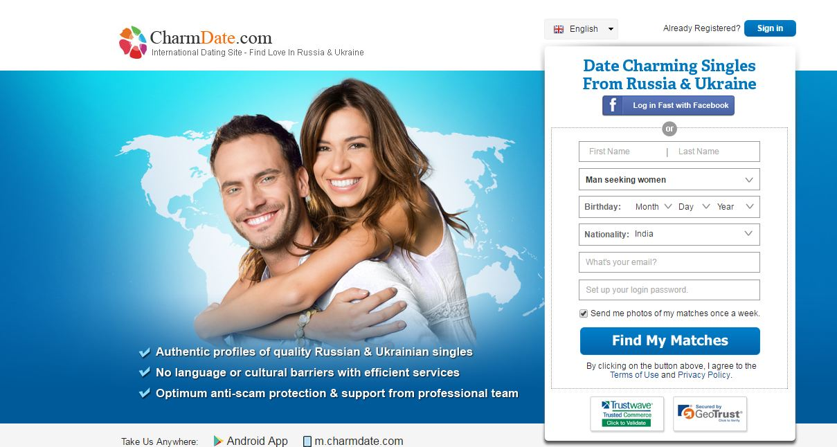 The World Largest Online Dating Website