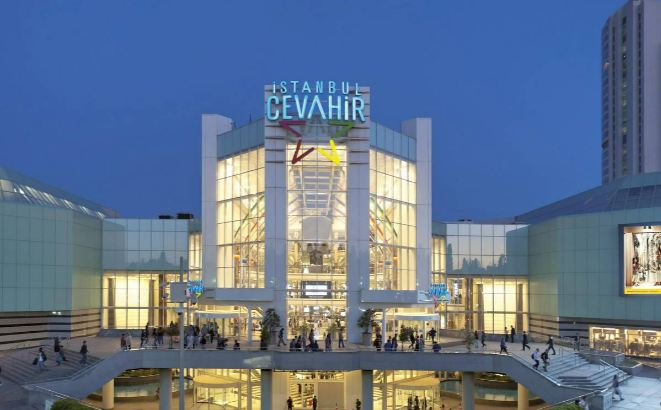 cehahir mall istanbul turkey, Top 10 Most Popular Largest Shopping Malls in The World 2019