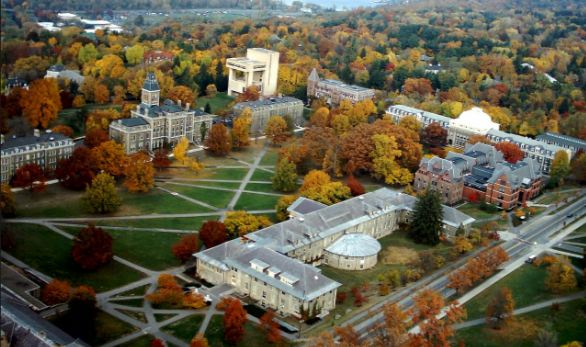 cornell university, Top 10 Best Universities in The World 2017