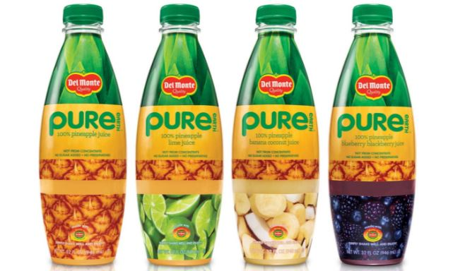 del monte, Top 10 Best Packaged Fruit Juice Brands in India 2018