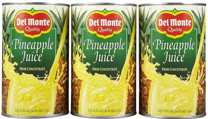 Del Monte, World's Largest Top 10 Best Packaged Fruit Juice Brands