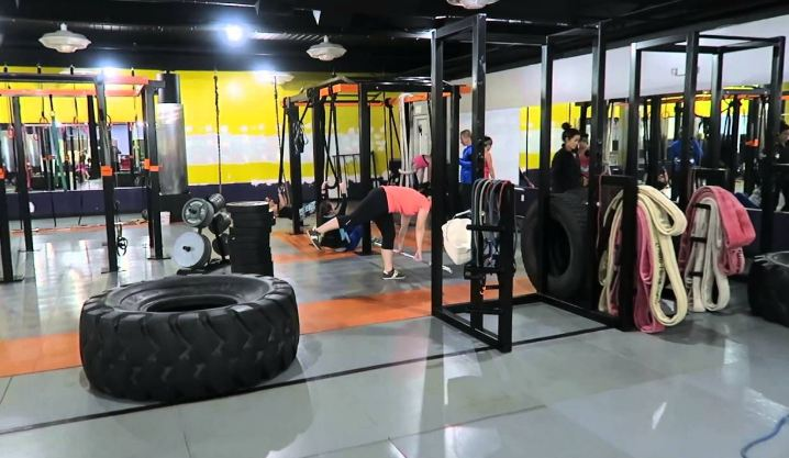 Firehouse Fitness Top best popular gyms in the world 2018
