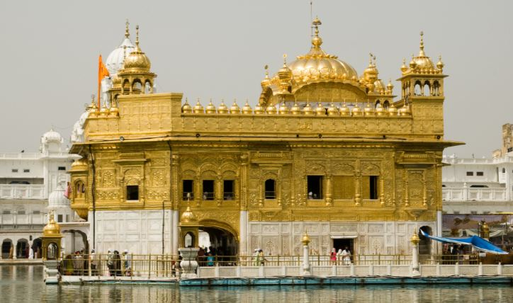 Golden Temple, Amritsar Top Most Temples in India 2017