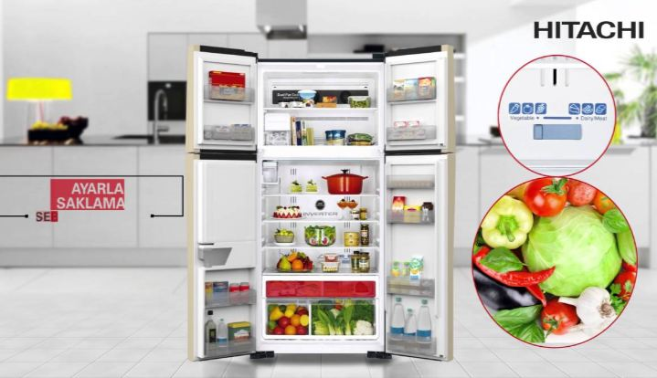 hitachi, Most Popular Top 10 Best Refrigerator Brands in The World 2019