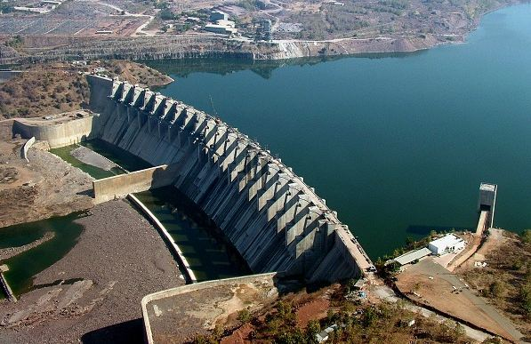 indira sagar dam madhya pradesh, Top 10 Biggest Dams in India 2018