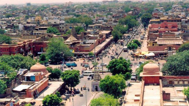 jaipur top best largest cities in india by area 2018