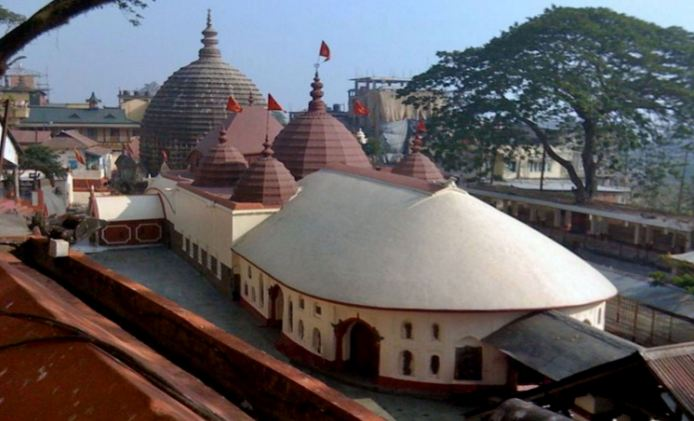 Kamakhya temple, Assam Top 50 Temples in India 2018