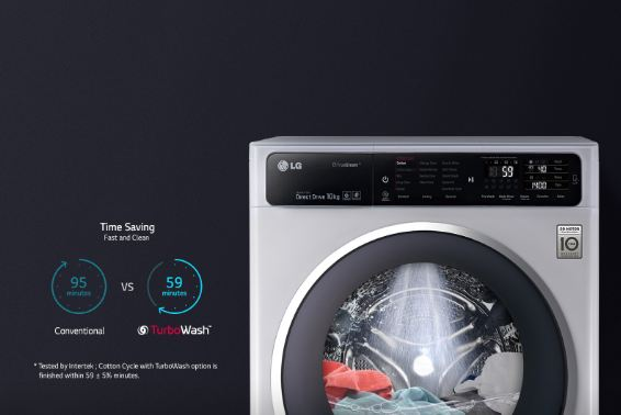 LG Turbowash Top 10 Best popular Front Loading Washing Machines in the World 2018