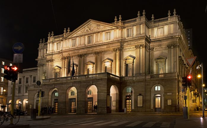 La Scala Top Most Amazing Opera Houses 2017