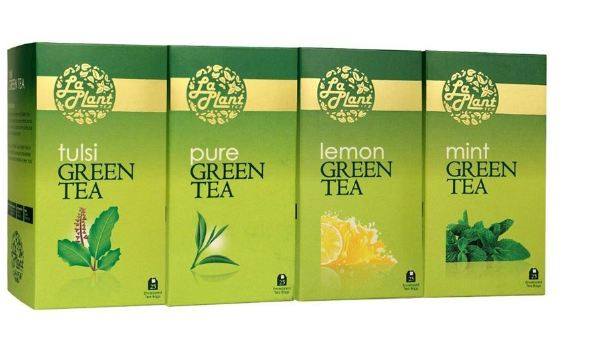 laplant, Top 10 Best Green Tea Brands in India 2017