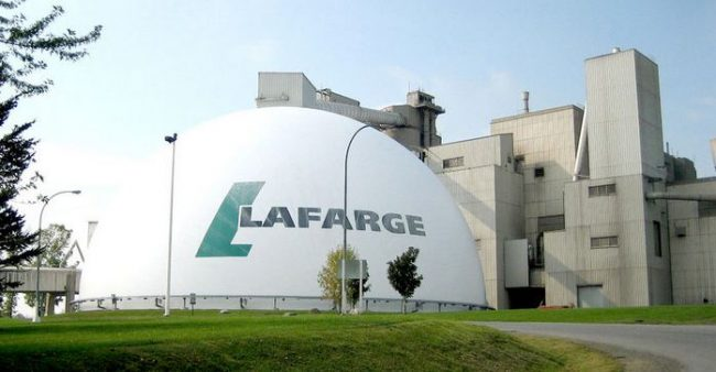 Lafarge, best Cement Companies in The world 2019