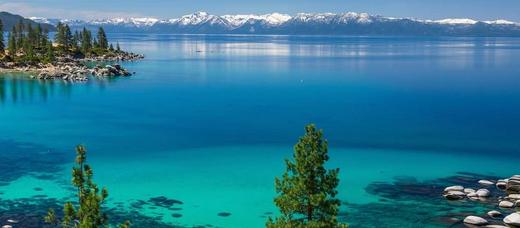 lake tahoe, Most beautiful Best Winter Holiday Destinations in the World 2018