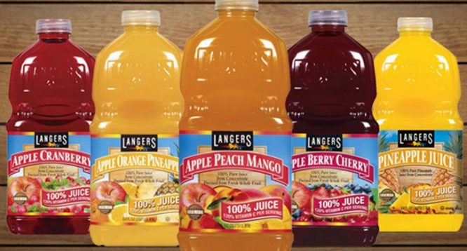 Langer's, World's top 10 Best Selling Packaged Fruit Juice Brands