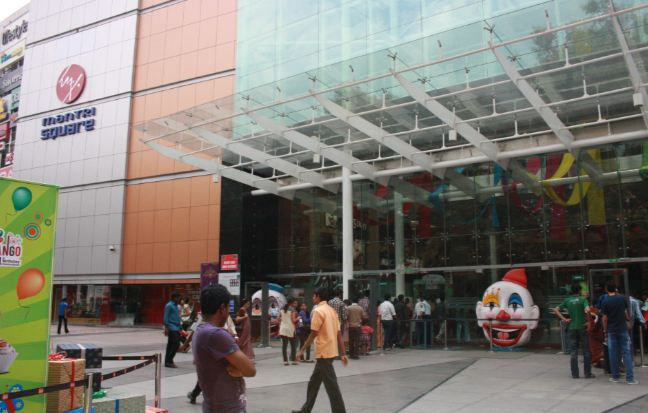 manrti square bangalore, Top 10 Most Popular Shopping Malls in India 2018