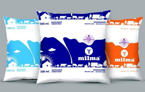 milma, Top 10 Best Dairy Companies in India 2017