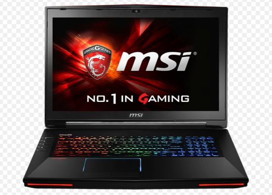 msi, Top 10 Most Popular Laptop Brands in The World 2017