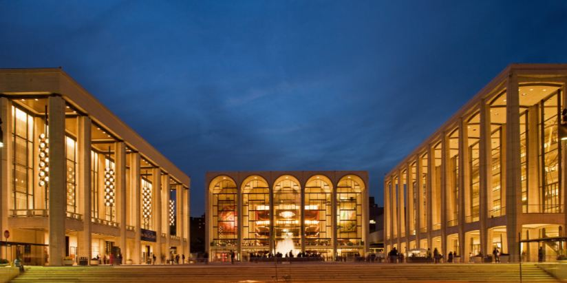 Metropolitan Opera House Top Most Popular Amazing Opera Houses 2017