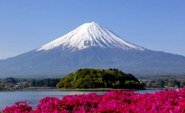 Mt. FujiTop Most Famous Amazing Volcanoes 2018
