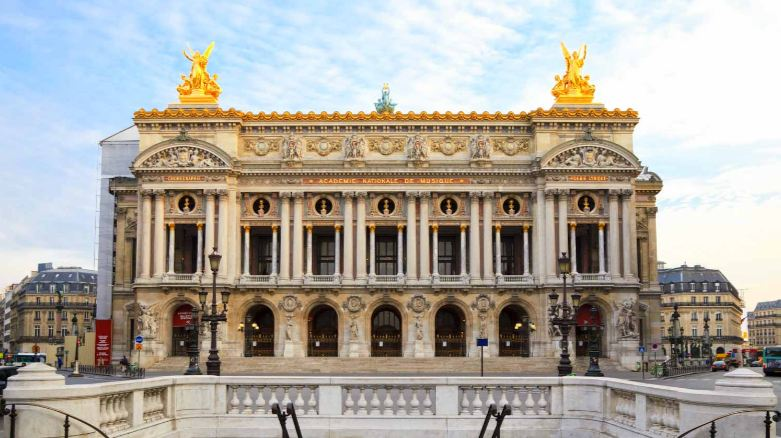 Palais Garnier Top Popular Amazing Opera Houses 2018