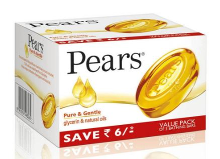 pears-pure-and-gentle-soap-top-best-most-popular-soap-brands-in-india-2019