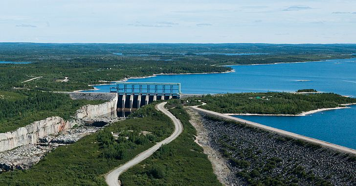 robert bourassa dam canada, Top 10 Largest Dams in The World 2017