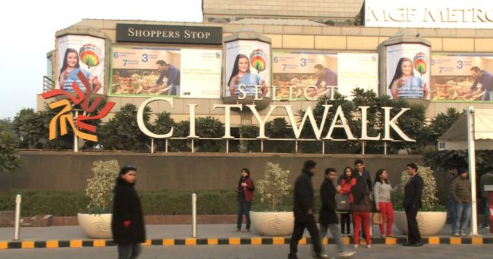 select-city-walk-delhi-top-10-most-popular-shopping-malls-in-india-2017