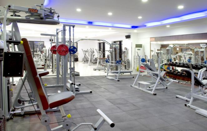 Best Gyms in India
