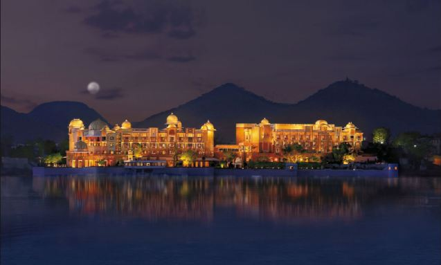 the-leela-palace-kempinski-udaipur, Top 10 Most Luxurious Hotels in India 2018